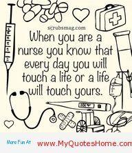 Funny Nurse | When you are a nurse you know – funny nurses quotes