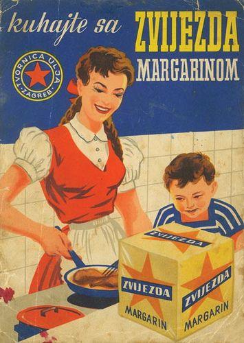 DIME QUE COMES (Blog de nutrición): Sobre la margarina