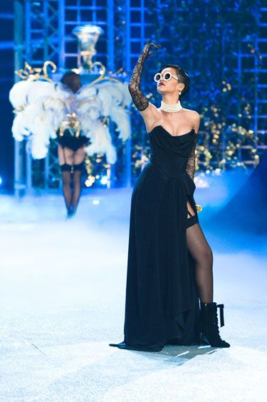 The Victoria's Secret Fashion Show 2012 - Rhianna