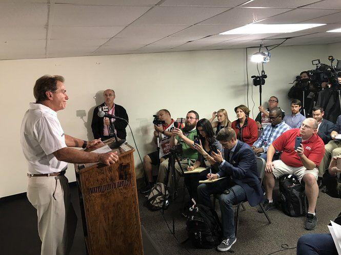 What Nick Saban said about 'hateful' Alabama defense, Jalen Hurts after LSU win