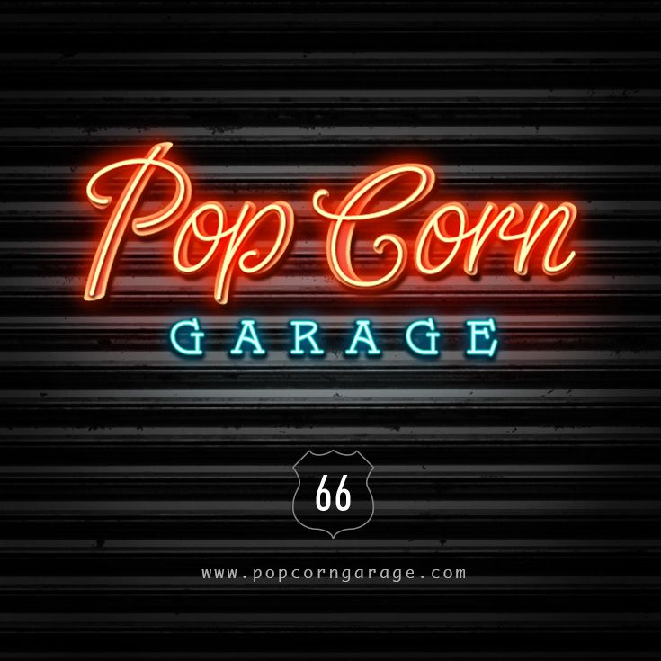 popcorn garage 66 films references hidden in a garage will you be able to find them movies. Black Bedroom Furniture Sets. Home Design Ideas