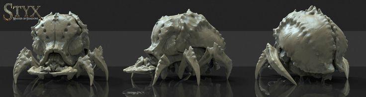 Styx : Master of shadows /  Roach, Samuel Compain on ArtStation at http://www.artstation.com/artwork/styx-master-of-shadows-roach