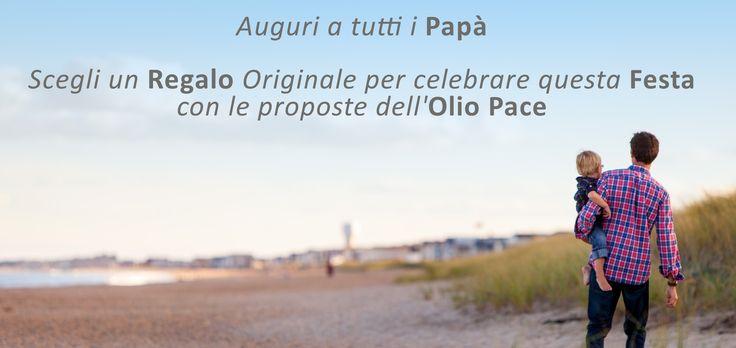 https://goo.gl/SBflnZ Oggi è l'ultimo giorno delle proposte dell'Olio Pace per la #festadelpapà ! In omaggio per te un vasetto di Lampascioni e Peperoni! #fathersday #fatherday #dad