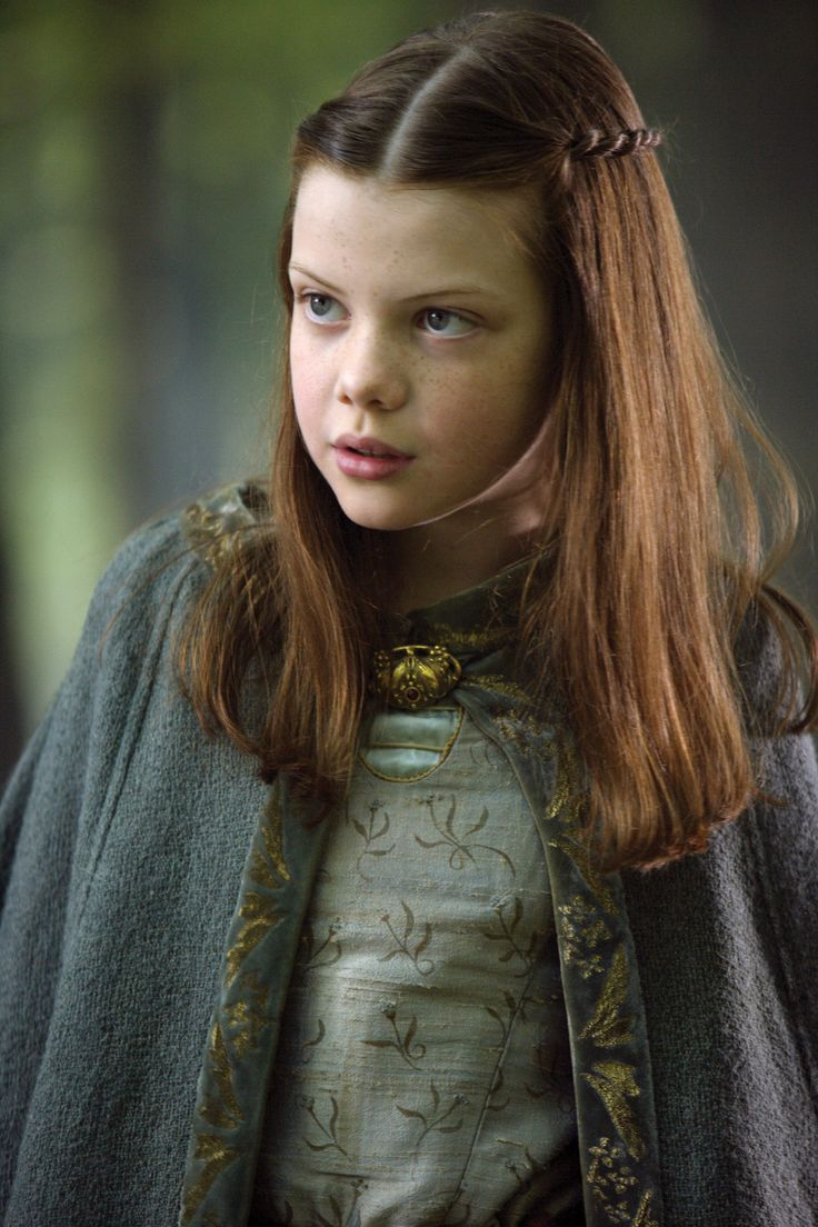 The Chronicles of Narnia: The Lion, the Witch and the Wardrobe - Lucy