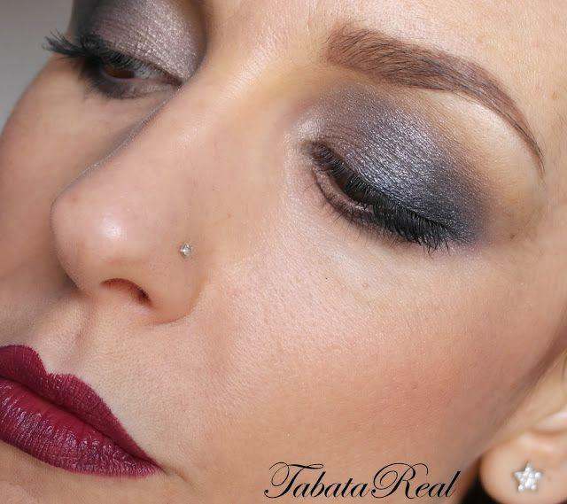 TabataReal: Make up ROCKER PUNK
