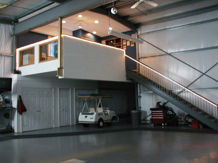 hangar loft area hangar man cave pinterest granny flat flats and loft. Black Bedroom Furniture Sets. Home Design Ideas