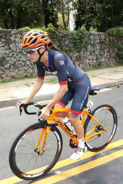 Lizzie Armitstead Women's Road Race Rio Olympic Games  2016 /Getty Images
