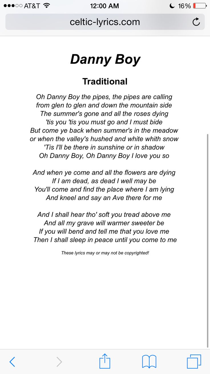oh danny boy lyrics mom use to sing this to me as a lullaby quotes irish songs lullaby. Black Bedroom Furniture Sets. Home Design Ideas