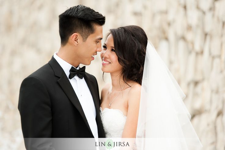 Christ Cathedral and Hilton Irvine Wedding | Phu and My