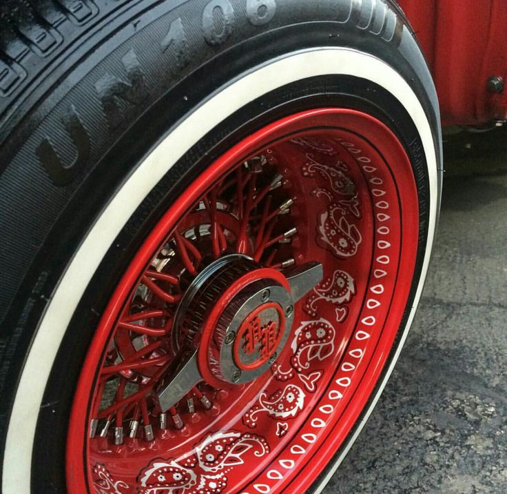 are they for sale wire rims