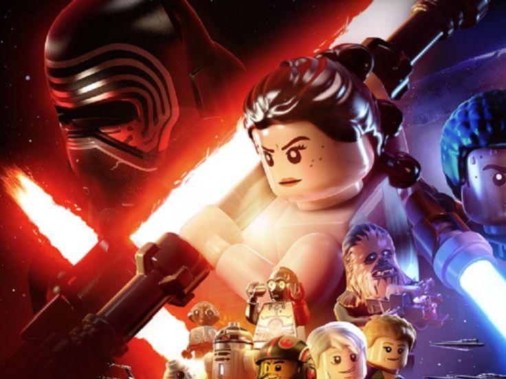 O jogo LEGO Star Wars baseado no filme Episódio VII: O Despertar da Força está previsto para chegar em 28 de junho nos videogames PlayStation 3, PS4, PS Vita, Wii U, Nintendo 3DS, PC, Xbox 360 e Xbox One.