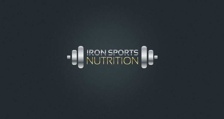Logodesign for Iron Sports - Nutrition