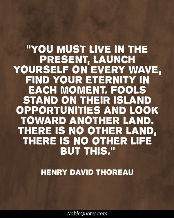 Henry David Thoreau Quotes | http://noblequotes.com/