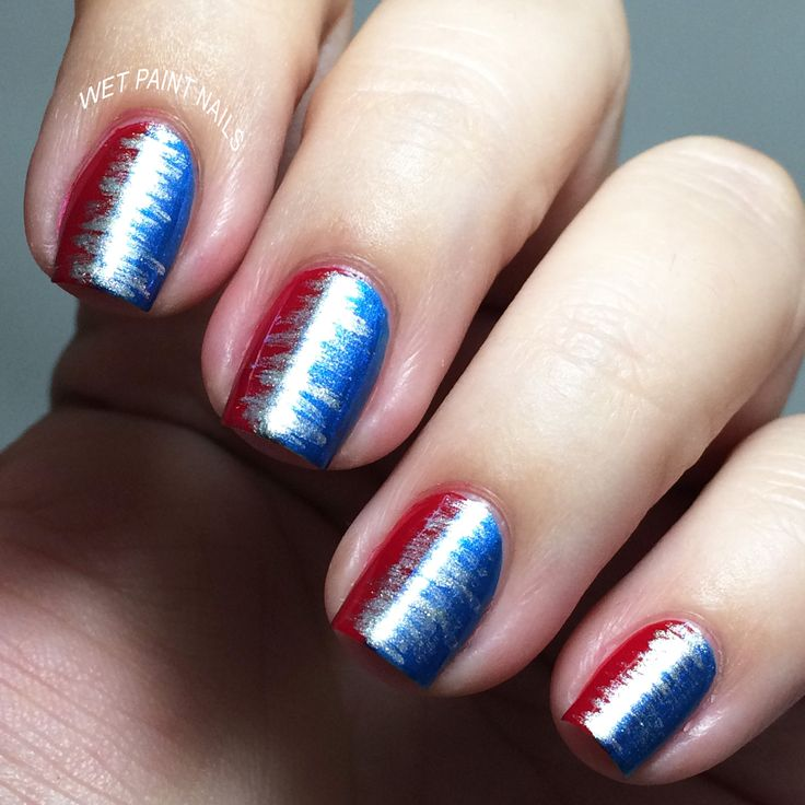 Simple Nail Art Designs Fan Brush ~ the best inspiration for design ...