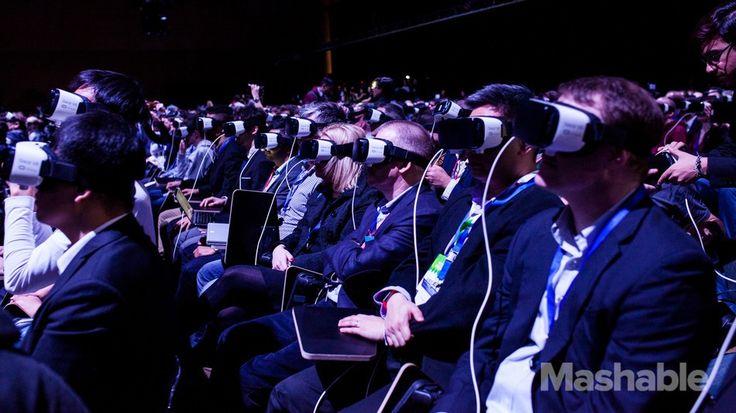 Pre-order a Galaxy S7 or S7 Edge in the U.S and get a free Gear VR headset