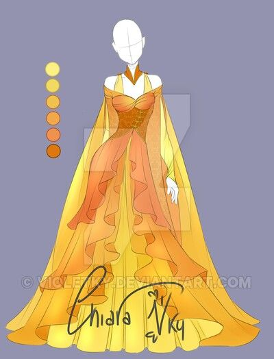 Vestido do sol