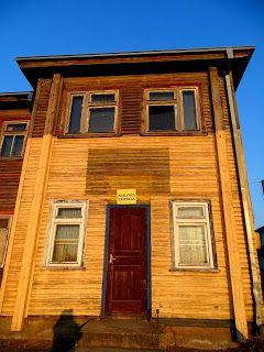 Opuszczone i nawiedzone: Opuszczony sklep i dom w Kownie Litwa
