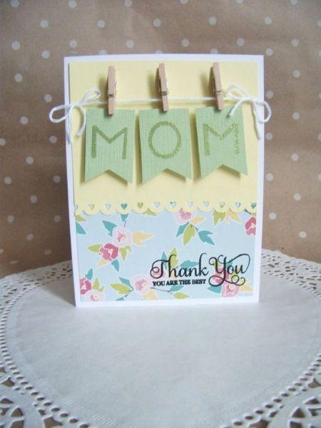 62 best mothers day cards images on pinterest. Black Bedroom Furniture Sets. Home Design Ideas