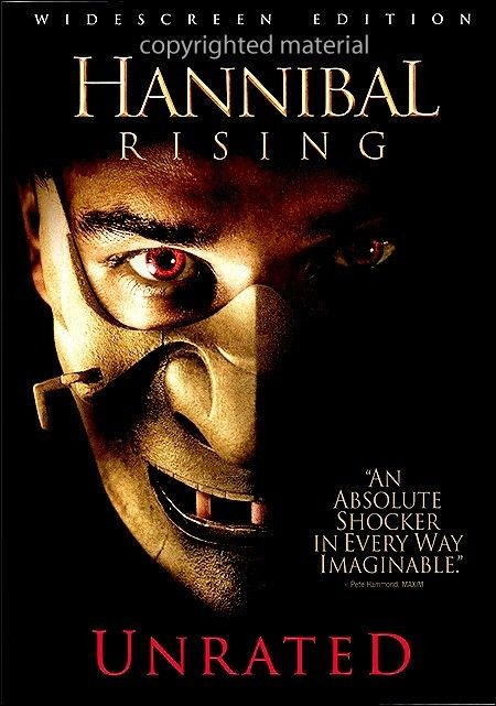 Hannibal Rising: Unrated (DVD 2007) | DVD Empire