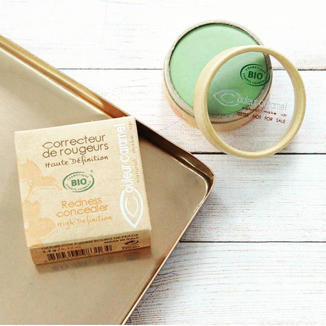 Combat redness with our corrective cream. Contains nourishing sweet almond, baobab and Vit E oils to soothe delicate skin #feedyourskin #treatment #naturalmakeup #couleurcaramelsa @faithful2nature