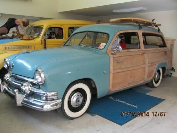 1599 Best Images About Vintage Woodies And Station Wagons
