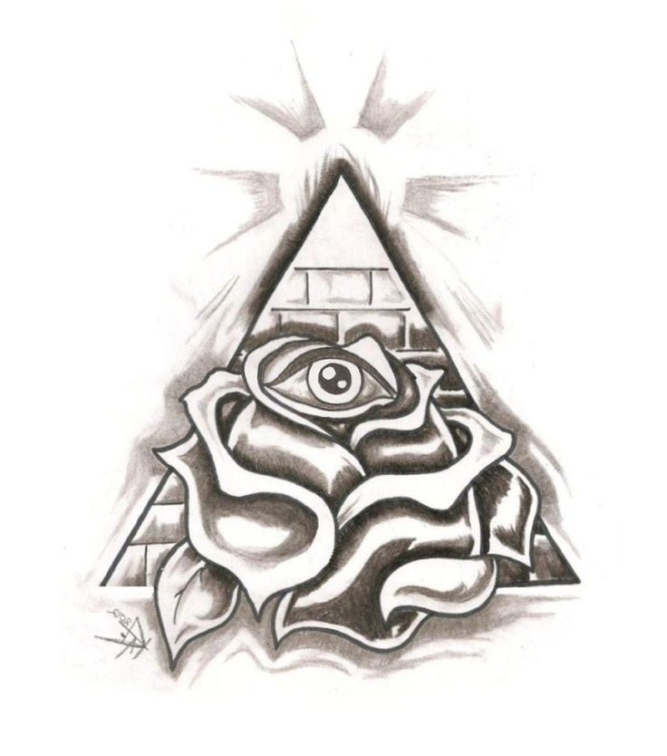 37 best illuminati tattoo designs images on pinterest design tattoos tattoo designs and time. Black Bedroom Furniture Sets. Home Design Ideas