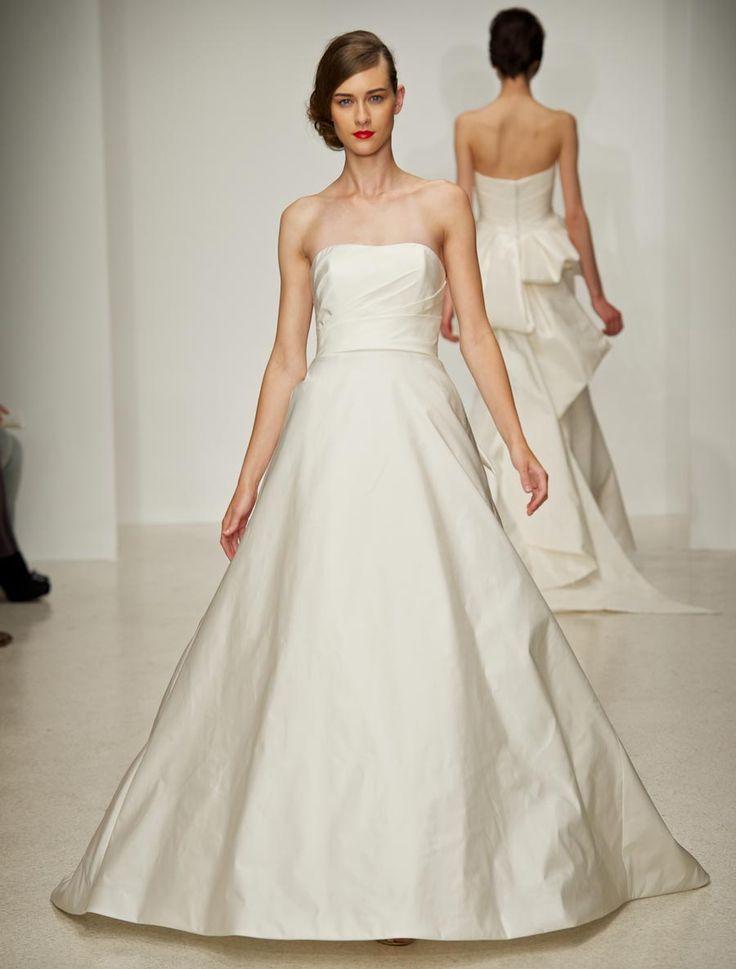 11 best amsale images on pinterest short wedding gowns for Used amsale wedding dress