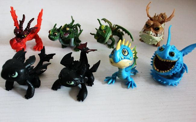how to train your dragon toy - Google Search