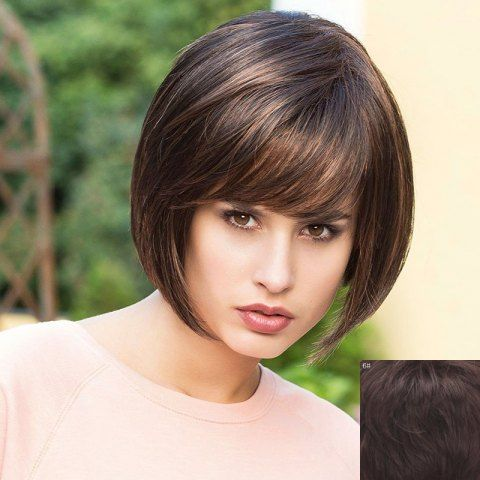GET $50 NOW   Join RoseGal: Get YOUR $50 NOW!http://www.rosegal.com/human-hair-wigs/bob-hairstyle-short-capless-fashion-446995.html?seid=4695937rg446995