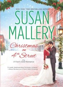 Christmas on 4th Street by Susan Mallery  Christmas, Contemporary Romance book, Military, Romance book