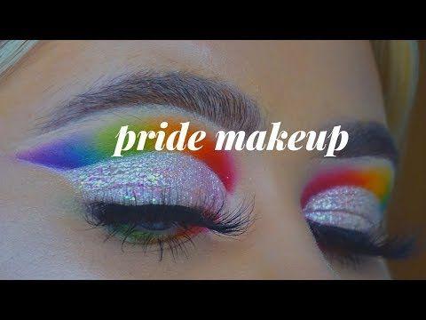 1aeaf17b46669 PRIDE RAINBOW EYESHADOW LESBIAN GAY BISEXUAL TRANSGENDER | Makeup ...