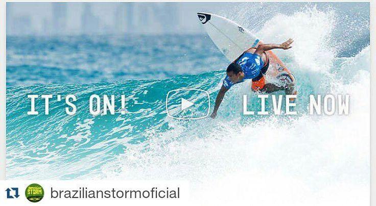 #Repost @brazilianstormoficial with @repostapp  ITS ON para a primeira etapa do circuito mundial de surf. Acompanhem ao vivo pelo site oficial da Wsl ou também pelo canal da ESPN!!! #BrazilianStormOficial #BrazilianStorm #GoBrazilianStorm #GoBrazil #Wsl #WCT2016 #WT #QuikPro #GoldCoast #SnapperRocks #queensland #Australia #PraCimaBrasil #PraCimaTime #GoPupo #GoMuniz #GoMedina #GoMineirinho #GoFerreira #GoDantas #GoToledo #GoRibeiro #GoIbelli #GoJadson #EquipeBrazilianStorm #EmBuscaDoCaneco…