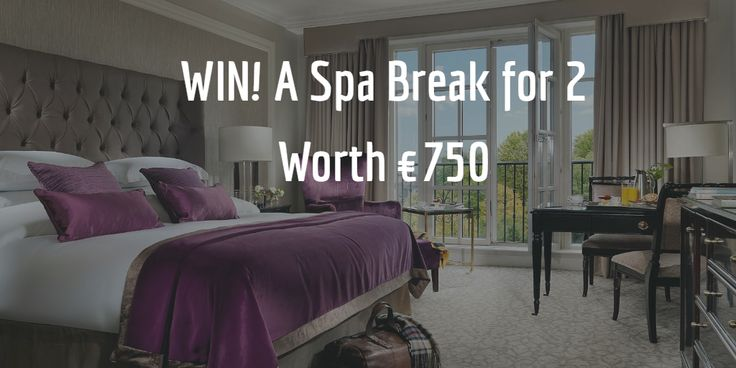 #COMPETITION WIN! A Spa Break for 2 worth €750 at InterContinental Dublin Enjoy an overnight stay in an Executive Suite, any 55 minute treatment from the ESPA spa treatment list, 20% discount on food and beverage and a delicious Full Irish Breakfast the following morning. To enter simply answer the question via the link, Good Luck.