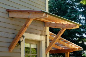 Cantilevered porch roof | Garage Remodel in 2019 ...