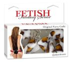 Fetish Fantasy Series Furry Love Cuffs - Leopard Sex Toy Product