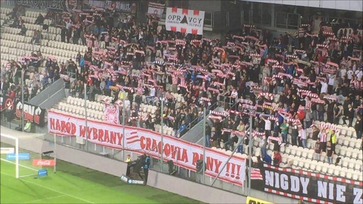 E: Cracovia - Piast Gliwice. 2016-06-17 [Trybuny]