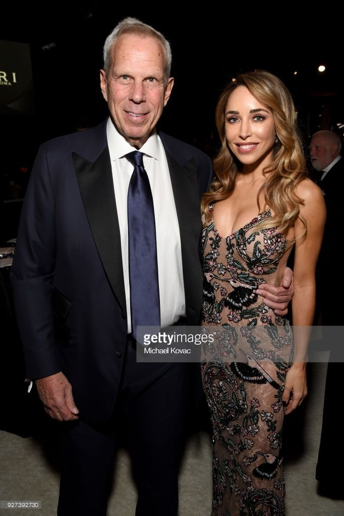 News Photo : Steve Tisch , and Katia Francesconi attend the...