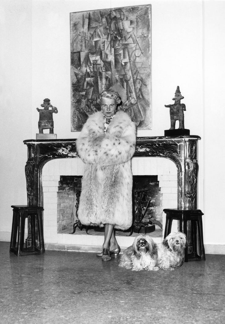 A New Documentary Takes on the Wild, Strange Life of Peggy Guggenheim