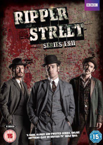 Ripper Street: Series 1-2 [DVD]  (Fei again)