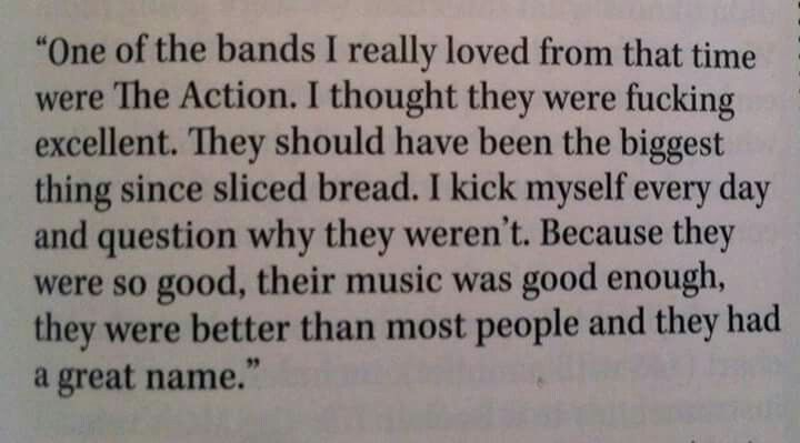Quote from Kenney Jones - Small Faces