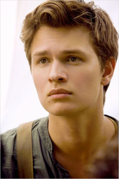 Caleb Prior Création de Veronica Roth Origine Altruiste  Fraction Erudit  Adapté par Ansel Elgort