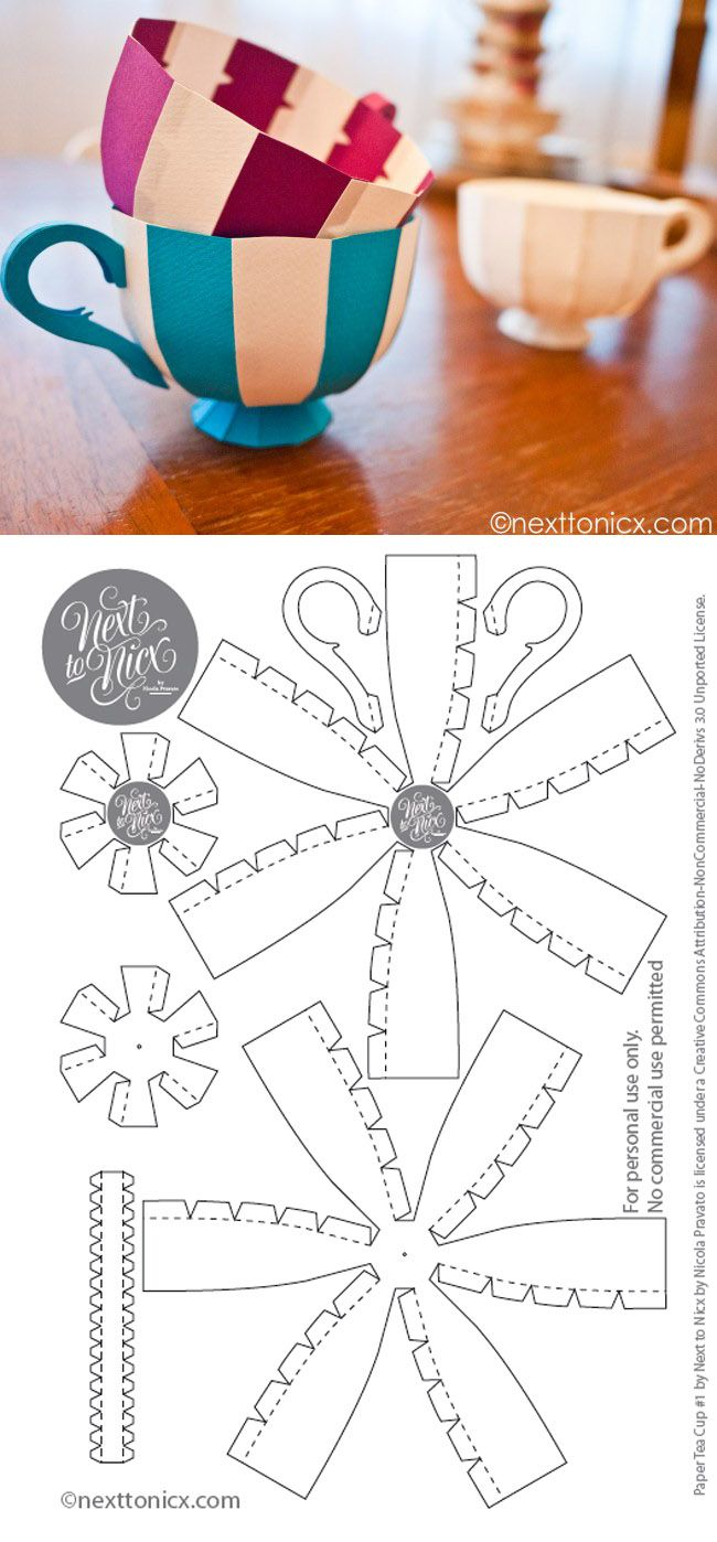 63 best Templates for Paper Crafting images on Pinterest ...