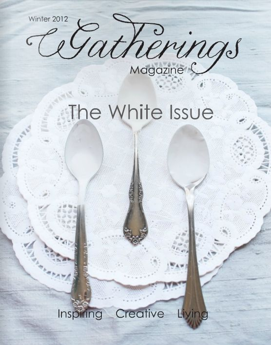 Gatherings magazine winter/2012 free