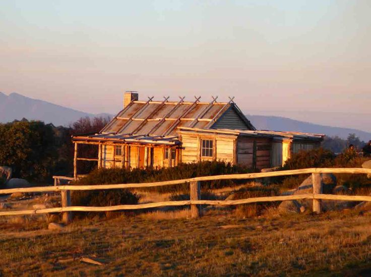 Craigs Hut, Victorian High Country