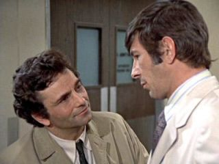 """In a Columbo episode """"A Stitch in Time."""""""