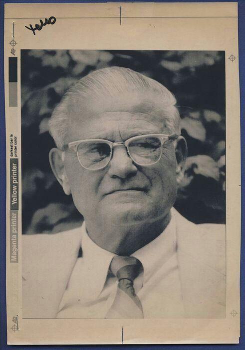 Ohio State Buckeyes Woody Hayes