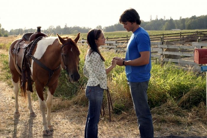 Clark and Lana <3