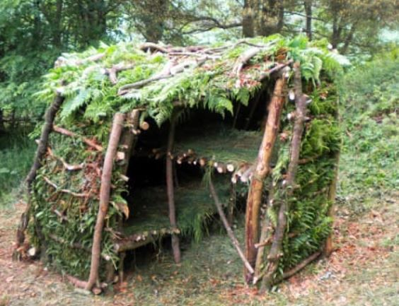 "knowpreparesurvive: ""Survivalist Constructs and Sleeps in Over 100 DIY Survival Shelters – Incredible! -..."