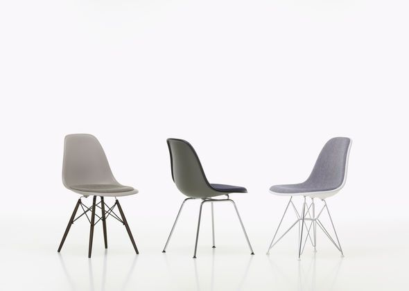 Vitra colour and material library, updates for 2015. Hella Jongerius.