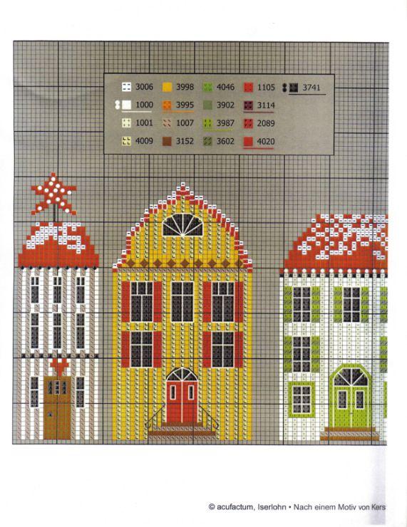 Christmas Town • 2/5 Chart Far LHS